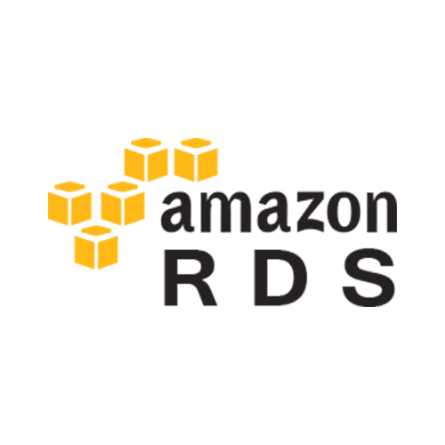 Amazon Web Services - AWS RDS Logo