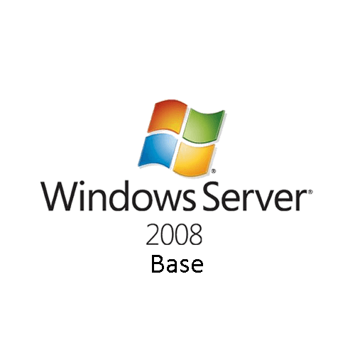 Windows Server 2008 WMI Base Logo