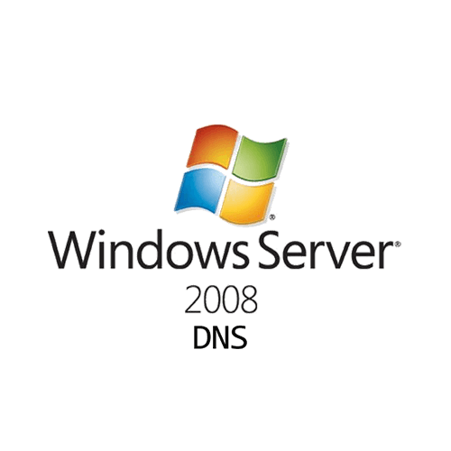 Windows Server 2008 WMI DNS Logo