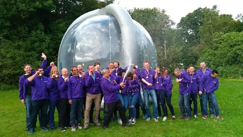 Opsview in the Crystal Maze