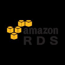 Amazon Web Services - AWS RDS Logo