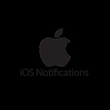 iOS Notifications Logo