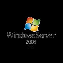 Windows Server 2008 WMI DNS Logo
