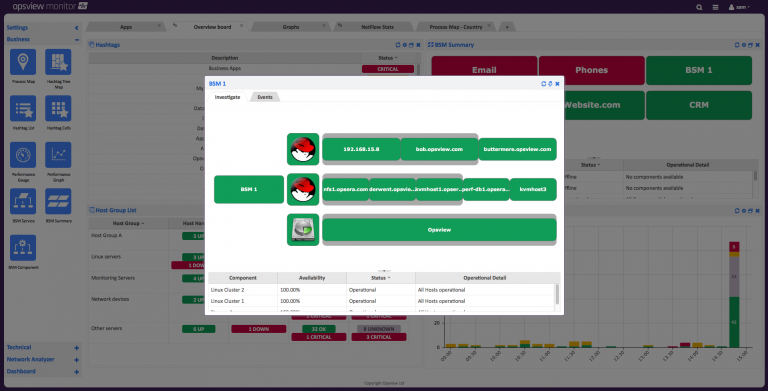 Nagios Monitoring plug-ins available in Opsview Monitor